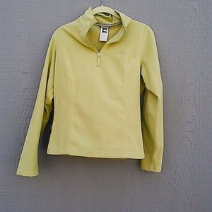 The North Face | Kelly green jacket size M